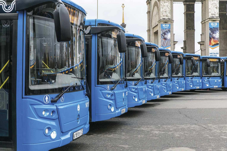 В 2018 г. на городские маршруты выйдут первые электробусы.