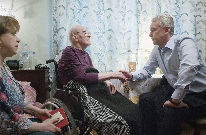 Особой заботой окружены ветераны Великой Отечественной войны: