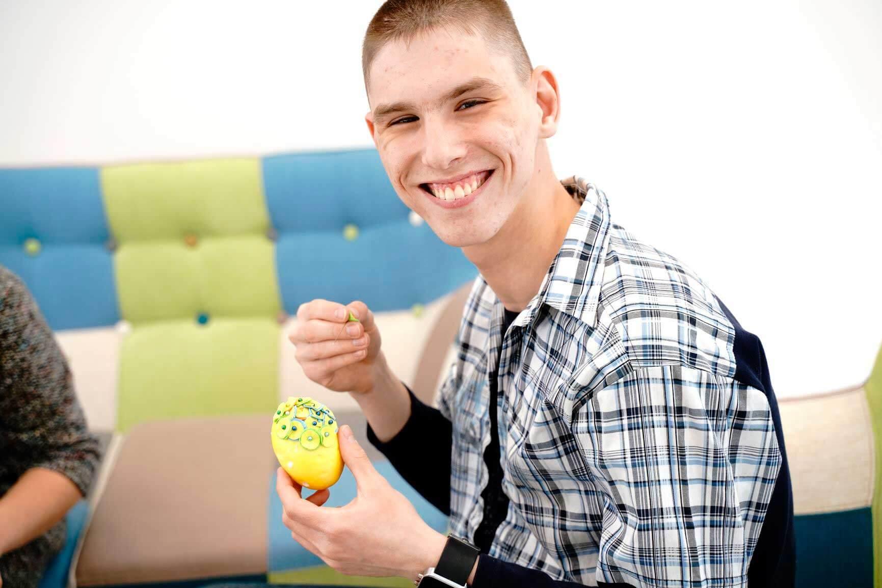 Сергей Собянин: Центр сопровождаемого проживания. Помогаем молодым людям с ментальными особенностями - фото 13