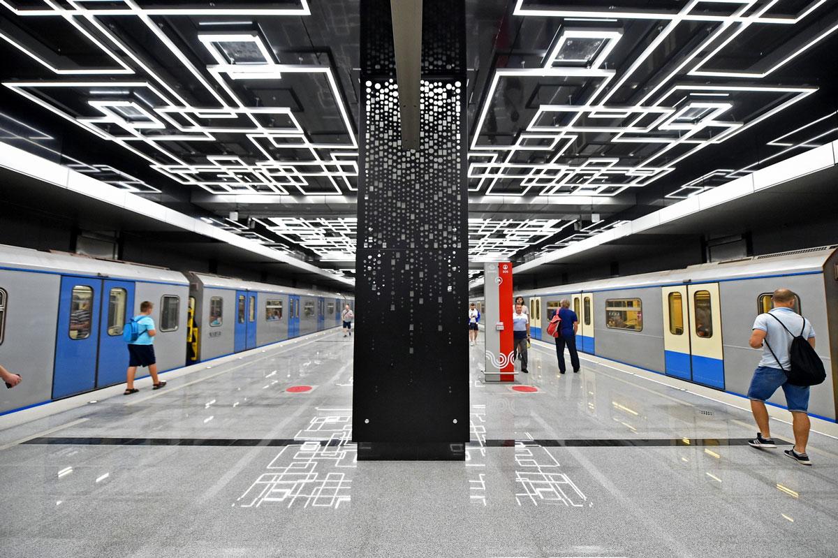Станция метро «Говорово»